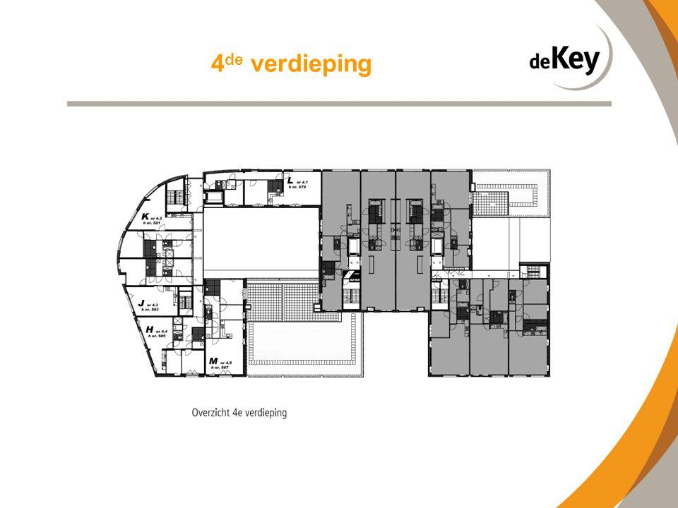 4de verdieping
