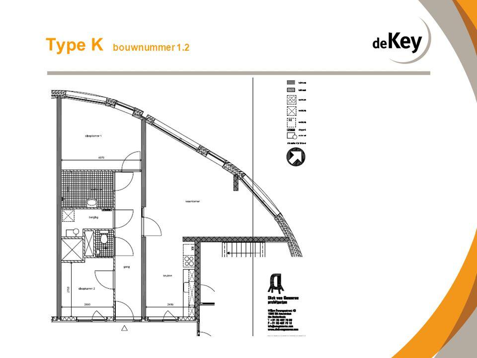 Type K bouwnummer 1.2