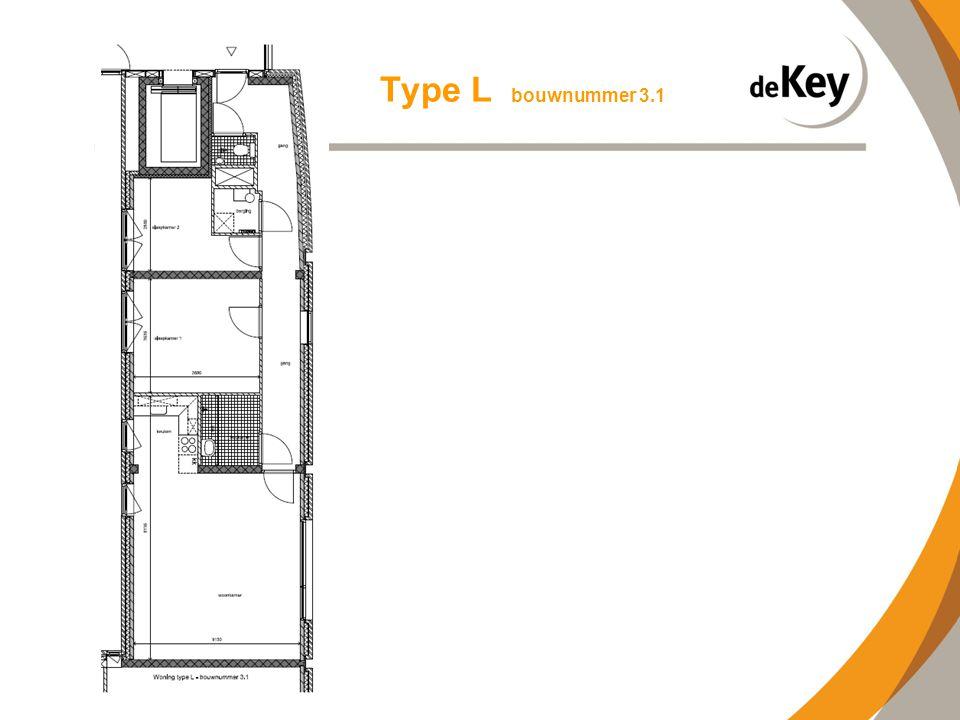 Type L bouwnummer 3.1