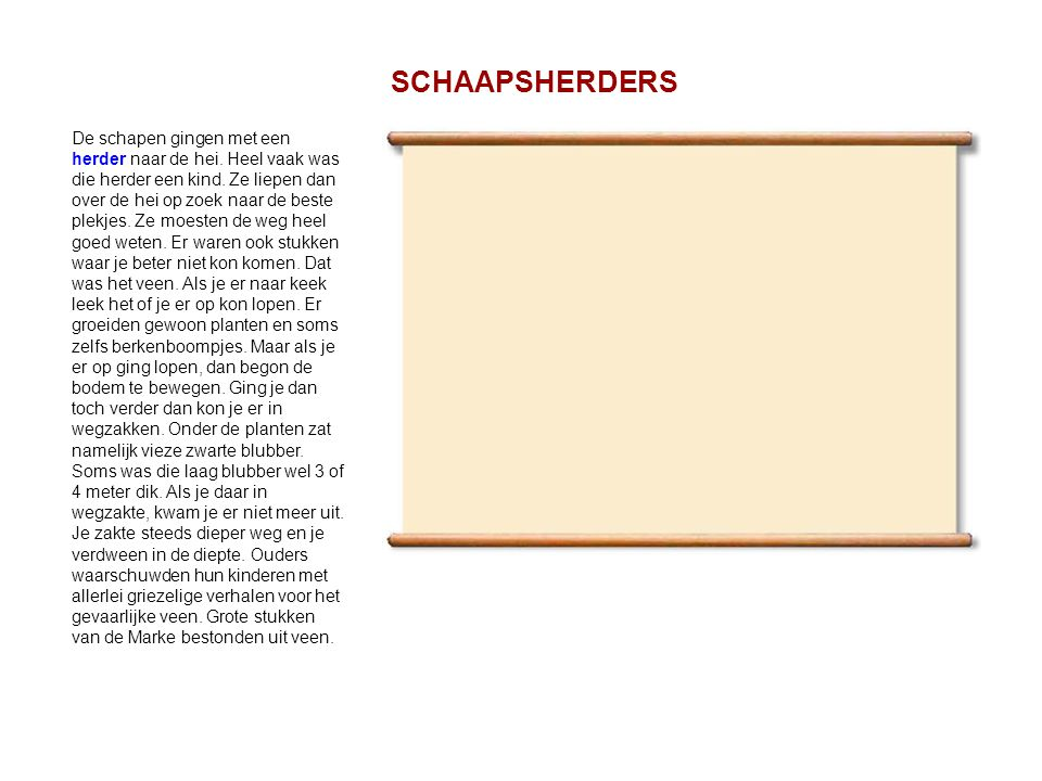 SCHAAPSHERDERS
