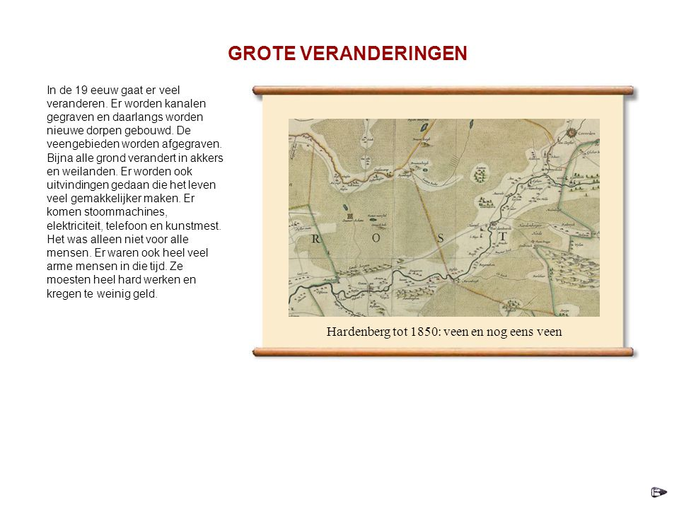 Hardenberg tot 1850: veen en nog eens veen