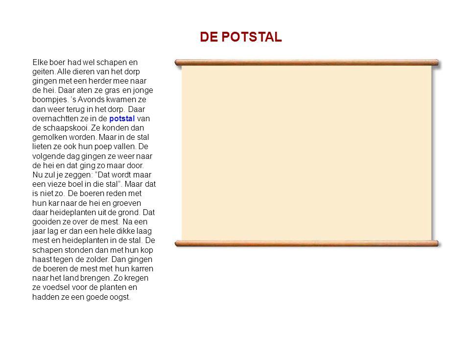 DE POTSTAL