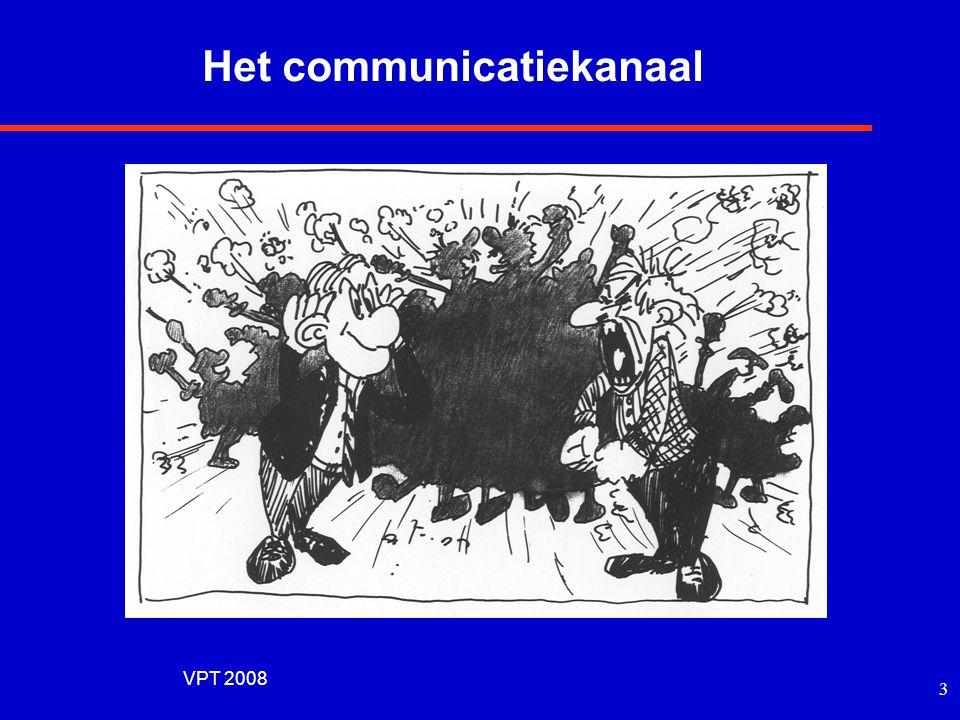 Het communicatiekanaal