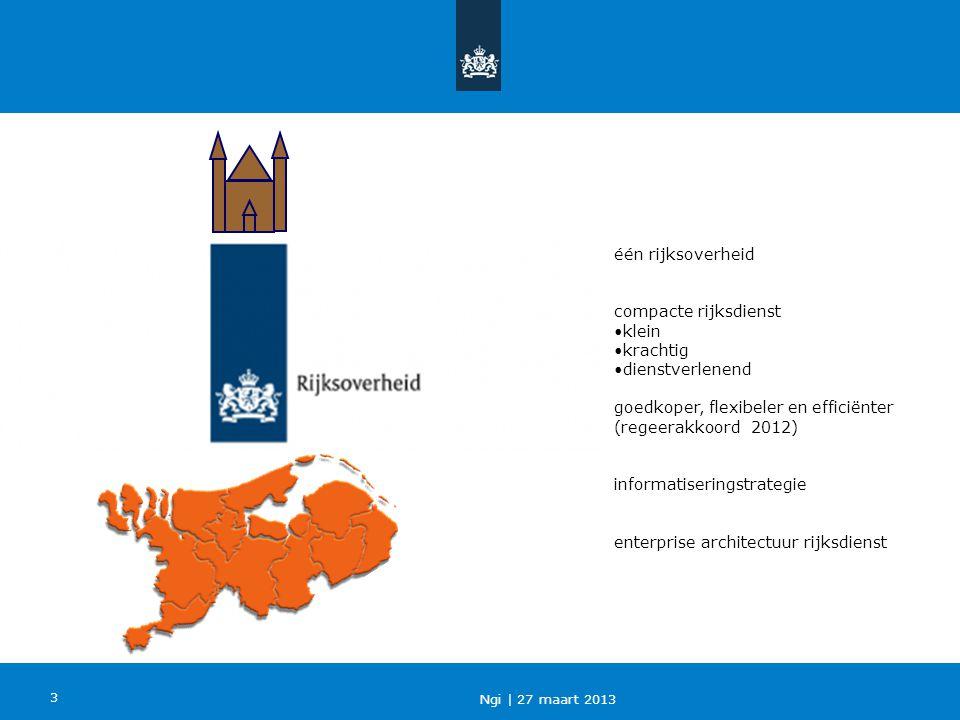 goedkoper, flexibeler en efficiënter (regeerakkoord 2012)