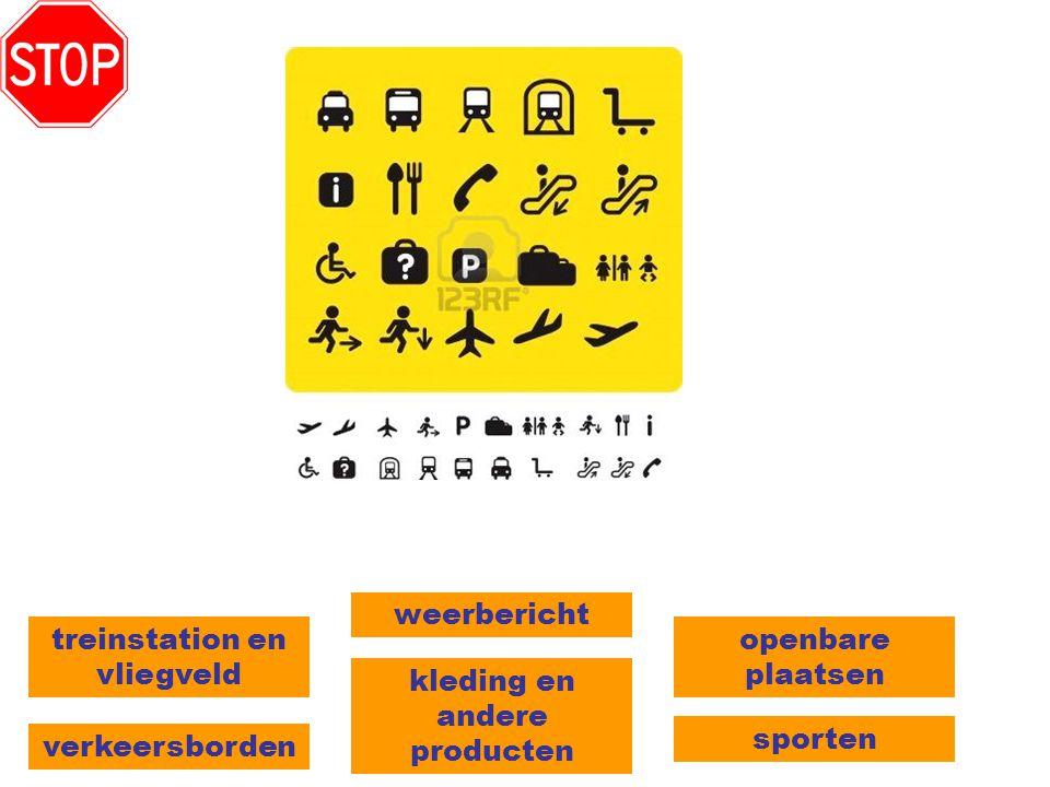 treinstation en vliegveld openbare plaatsen