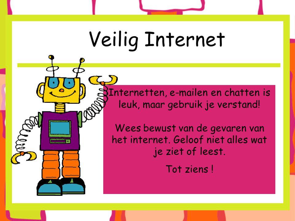 Veilig Internet