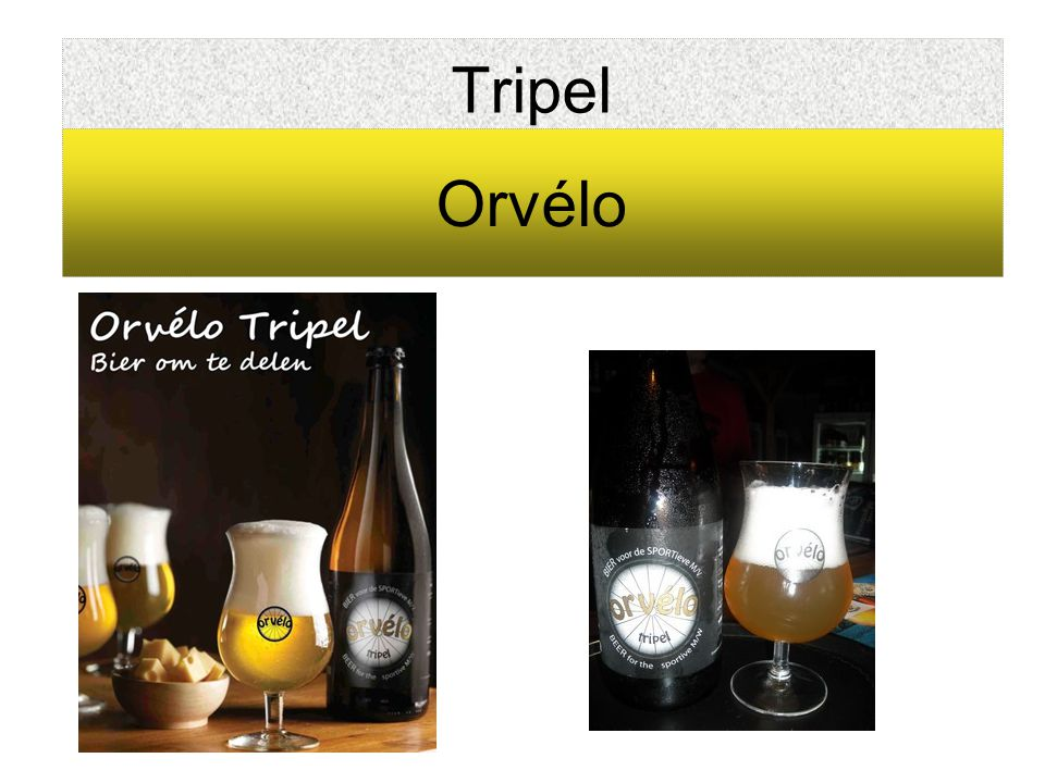 Tripel Orvélo