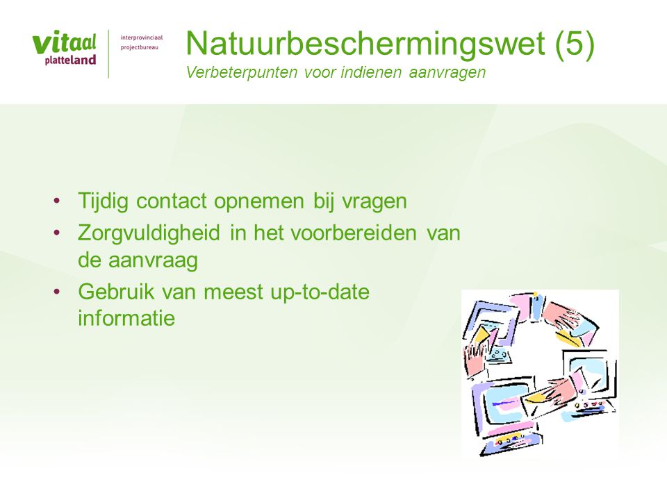 Natuurbeschermingswet (5)