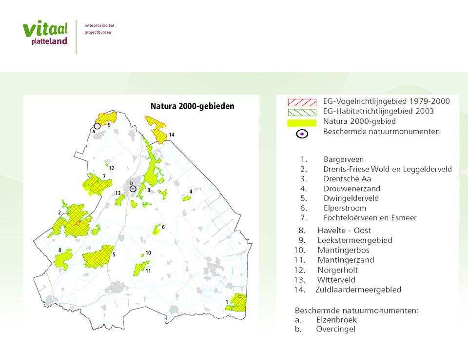 Alvorens we op ander punten in zullen gaan, willen we kort de provincie Drenthe in kaart brengen.