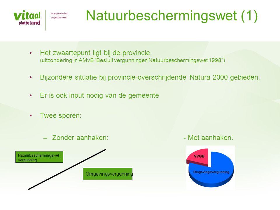 Natuurbeschermingswet (1)