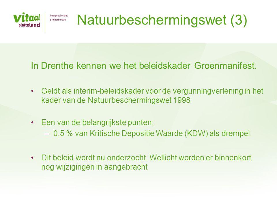 Natuurbeschermingswet (3)