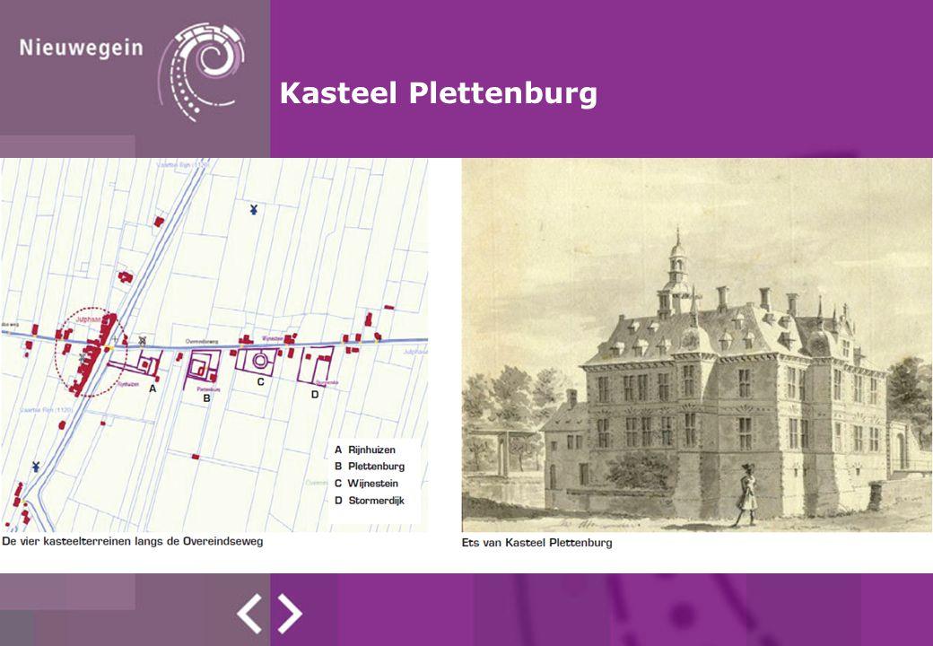 Kasteel Plettenburg
