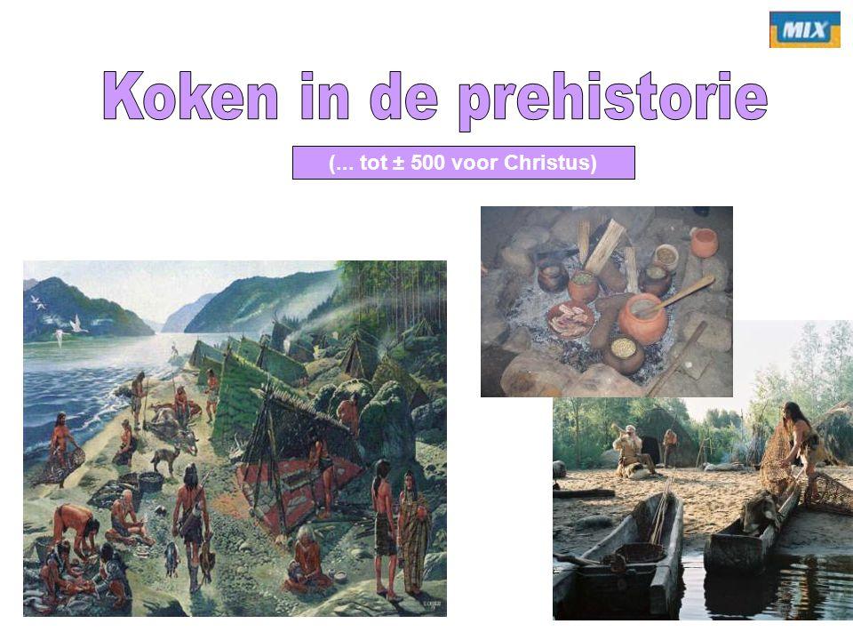Koken in de prehistorie