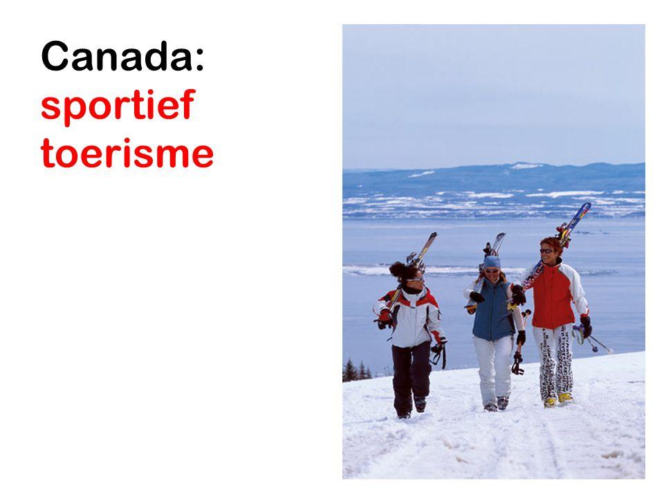Canada: sportief toerisme