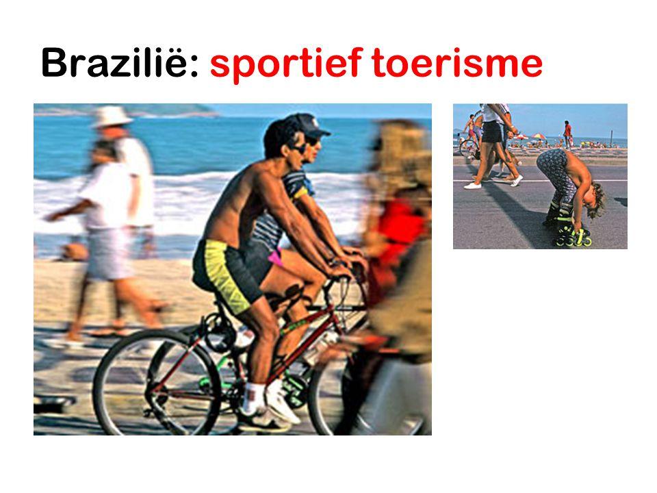 Brazilië: sportief toerisme