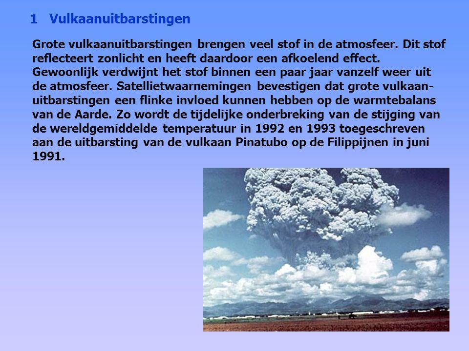 1 Vulkaanuitbarstingen
