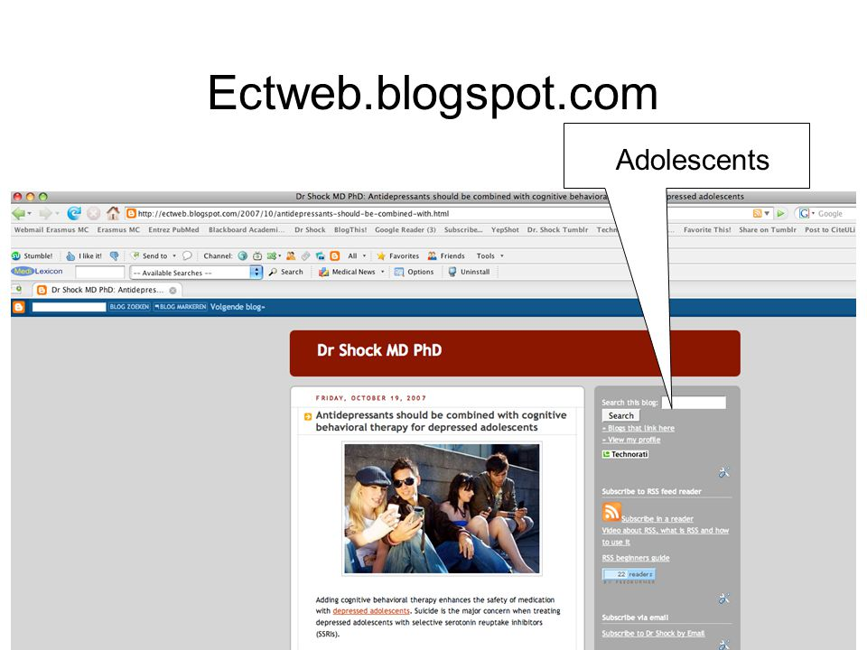 Ectweb.blogspot.com Adolescents