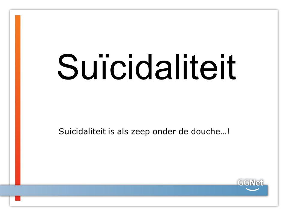 Suïcidaliteit