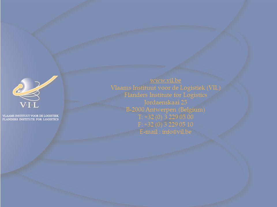 Vlaams Instituut voor de Logistiek (VIL)