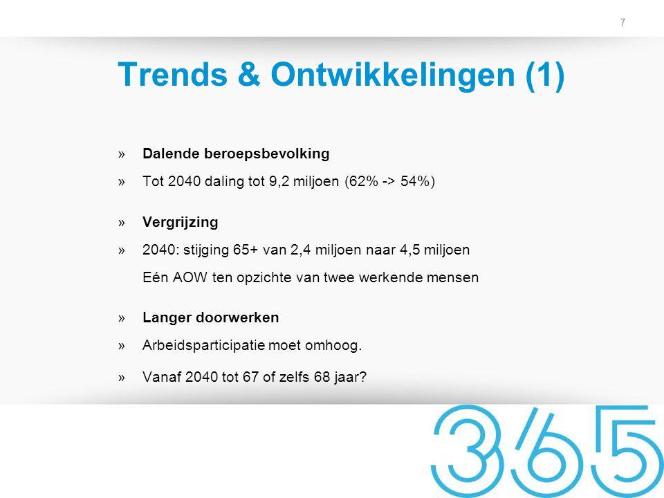 Trends & Ontwikkelingen (1)