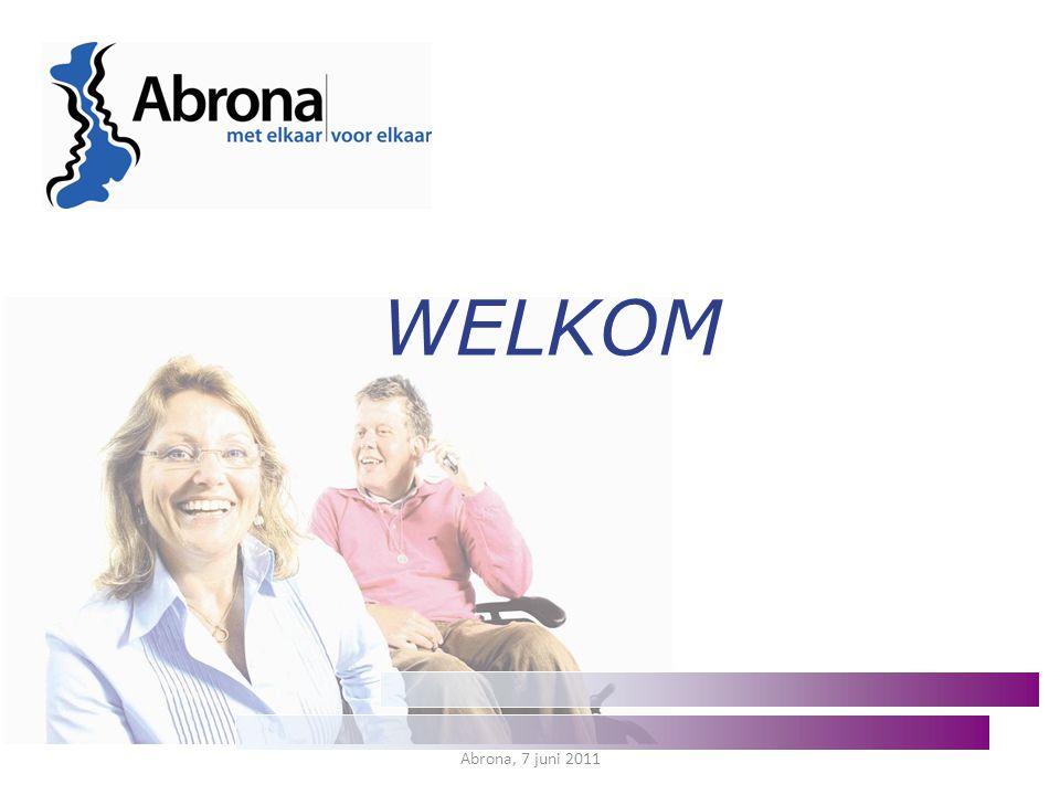 WELKOM Abrona, 7 juni 2011