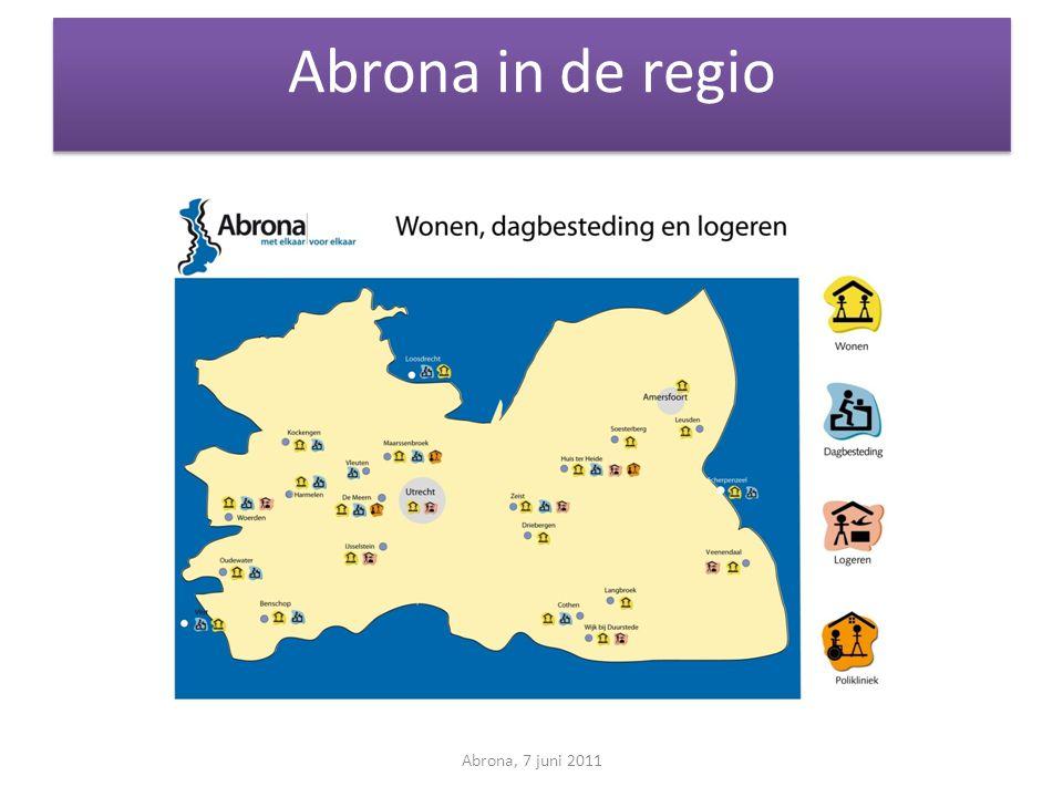 Abrona in de regio Abrona, 7 juni 2011