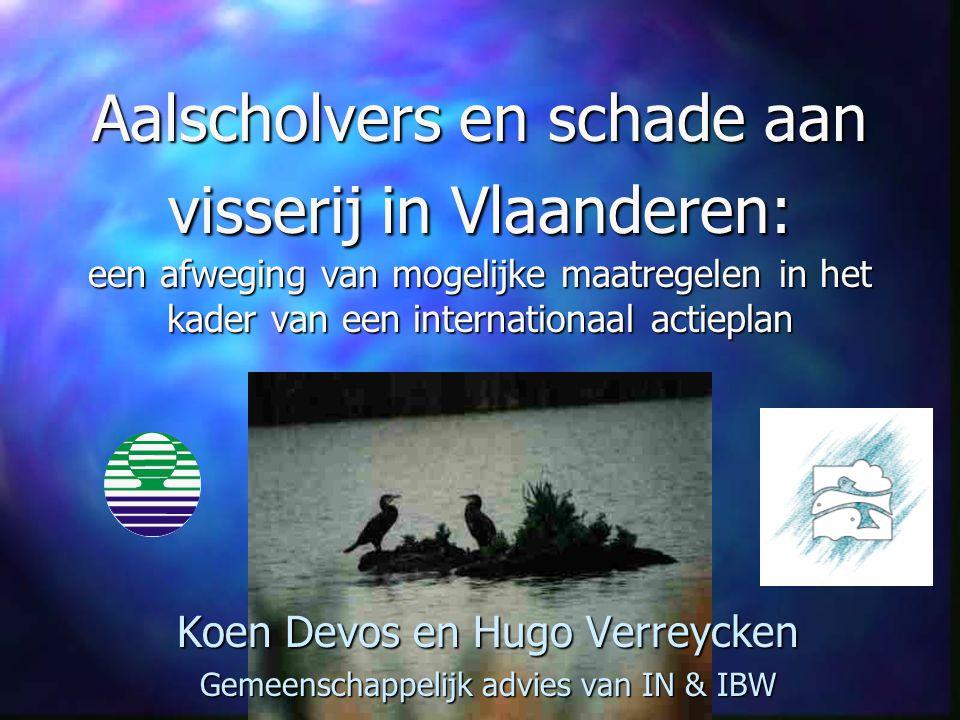 Koen Devos en Hugo Verreycken Gemeenschappelijk advies van IN & IBW