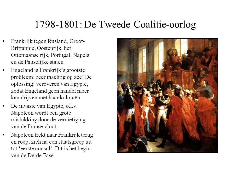 1798-1801: De Tweede Coalitie-oorlog