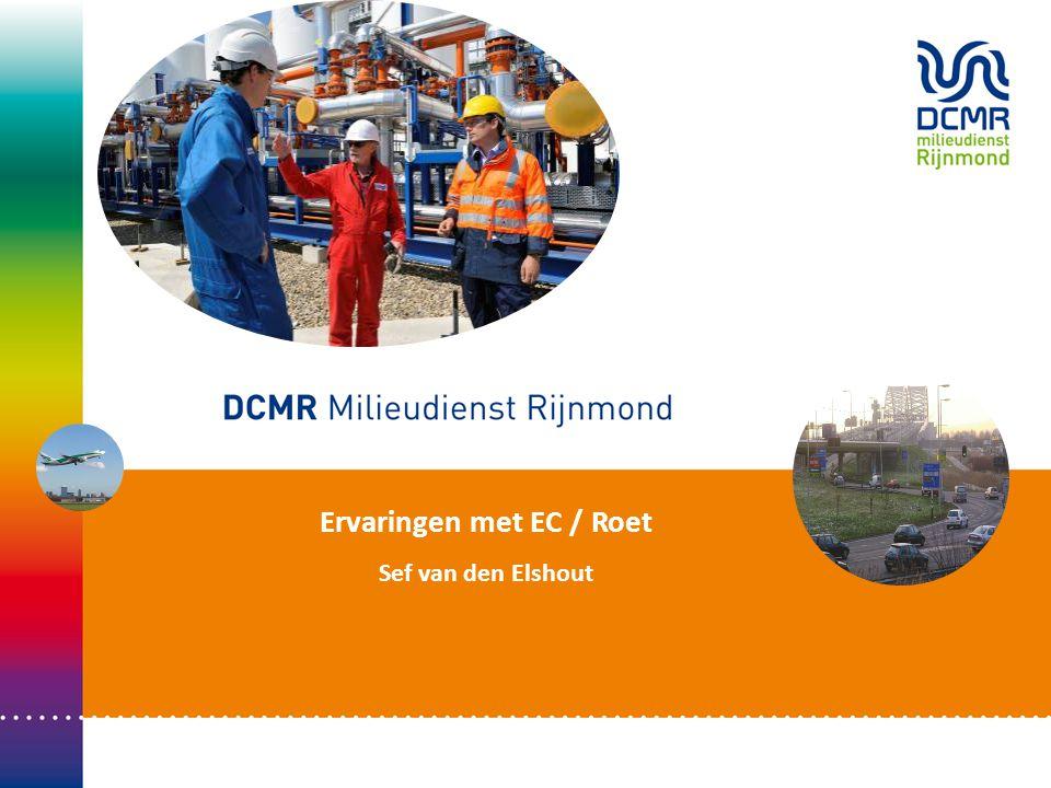 Ervaringen met EC / Roet Sef van den Elshout