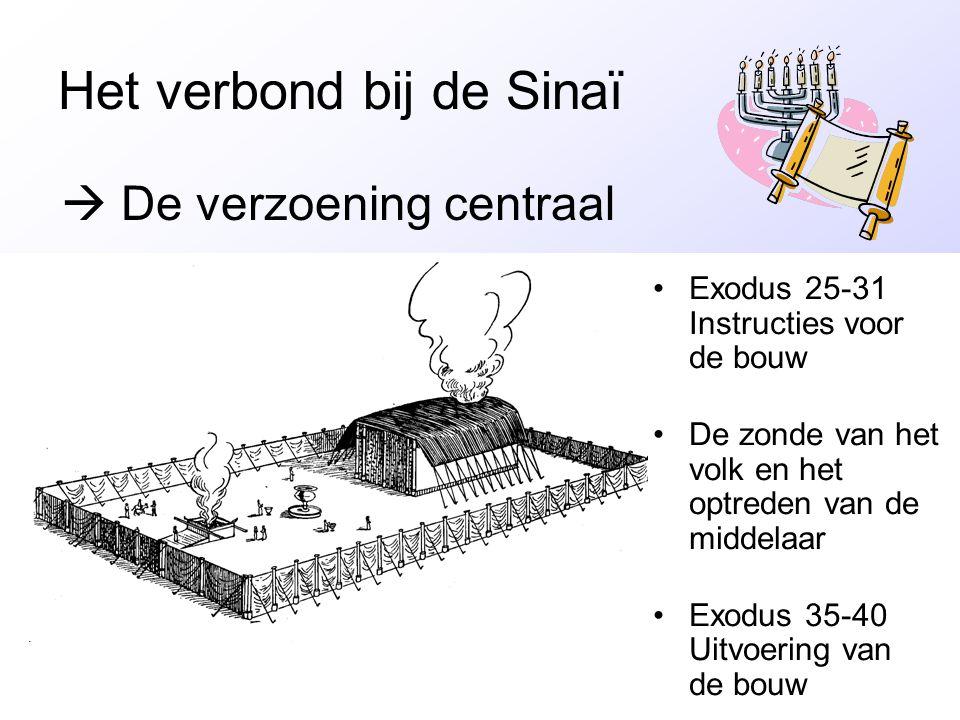 Het verbond bij de Sinaï
