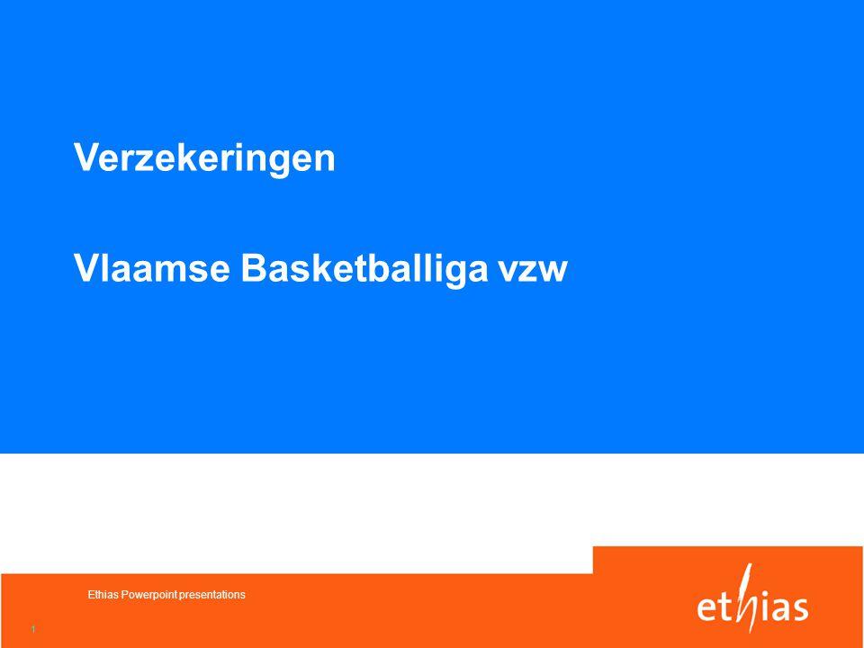 Vlaamse Basketballiga vzw