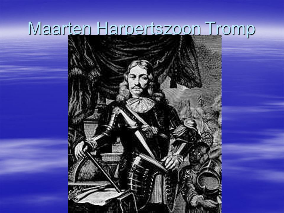 Maarten Harpertszoon Tromp