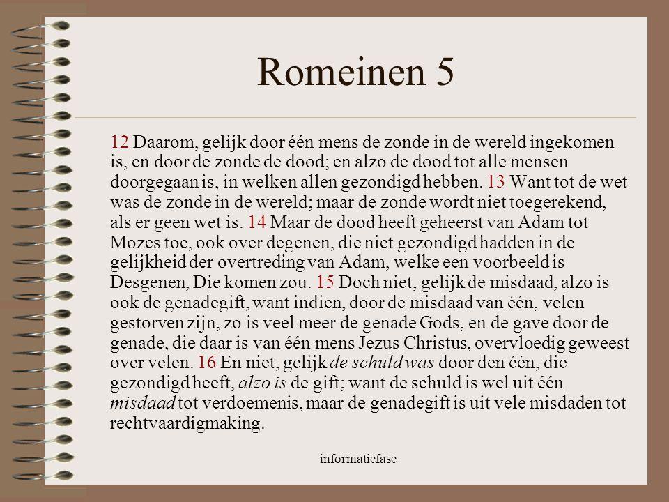 Romeinen 5