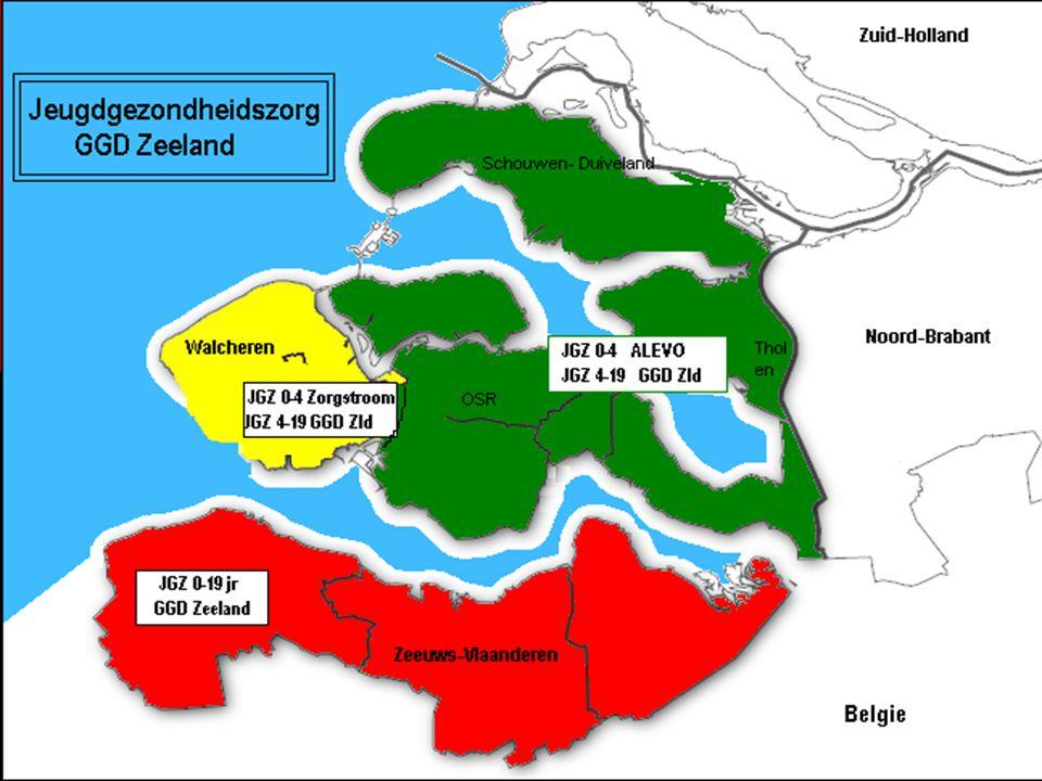 Samen werken aan een gezond en veilig bestaan en een sluitende zorg voor burgers in Zeeland