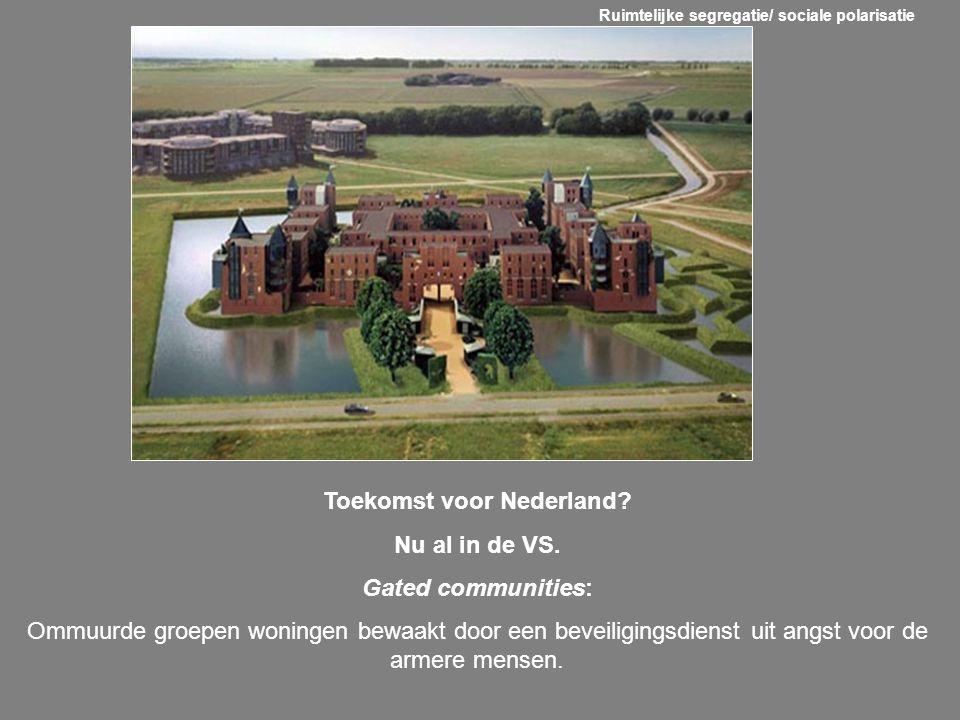 Toekomst voor Nederland
