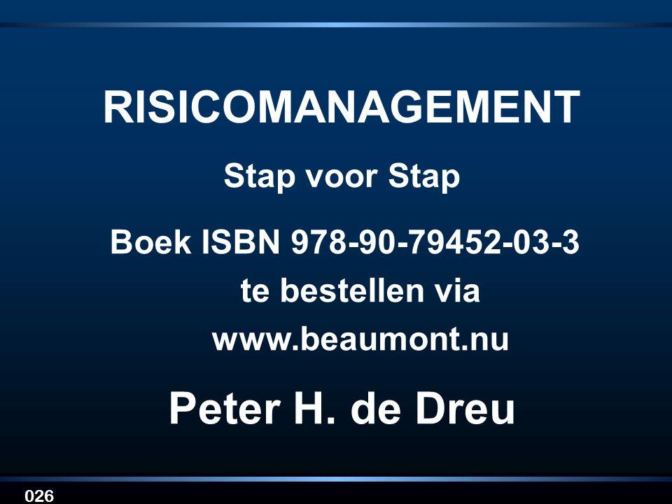 Boek ISBN 978-90-79452-03-3 te bestellen via www.beaumont.nu