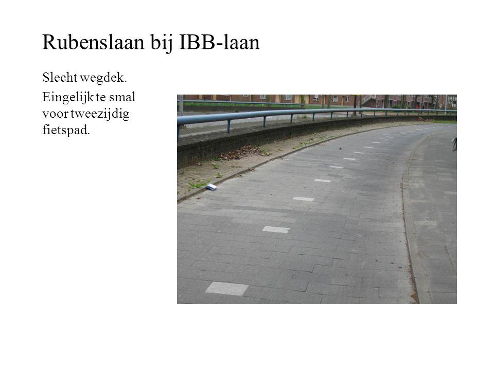 Rubenslaan bij IBB-laan