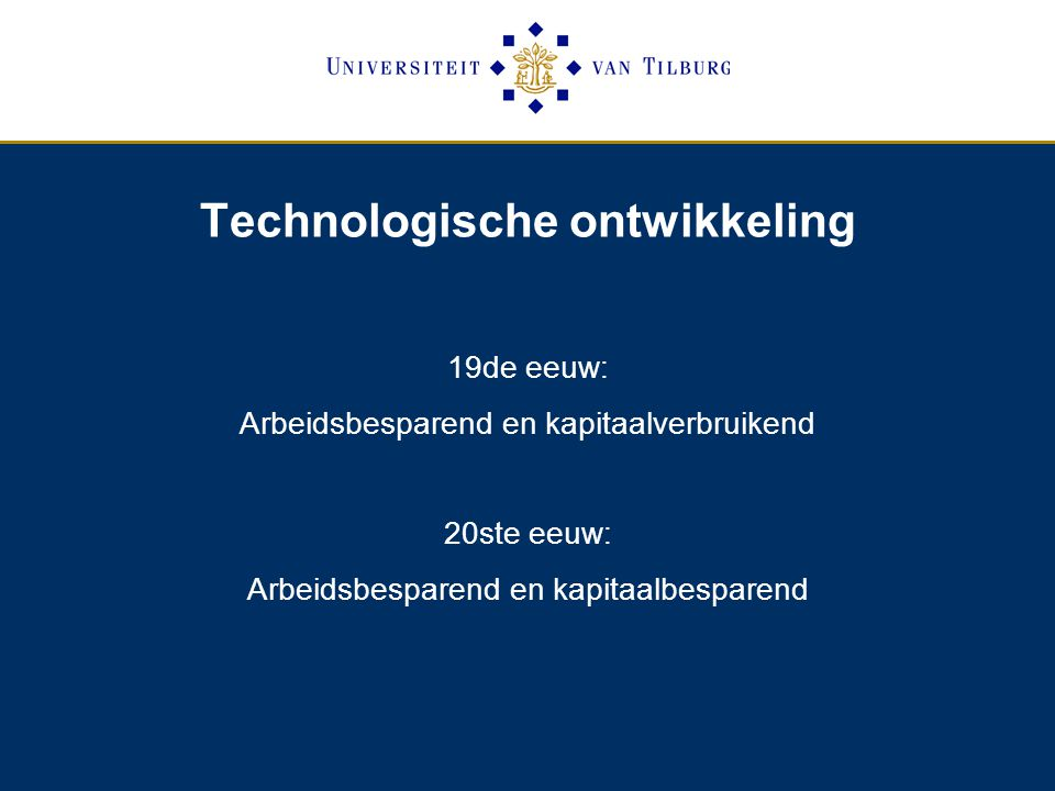 Technologische ontwikkeling