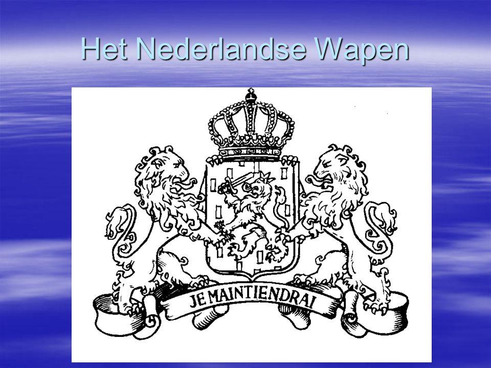 Het Nederlandse Wapen