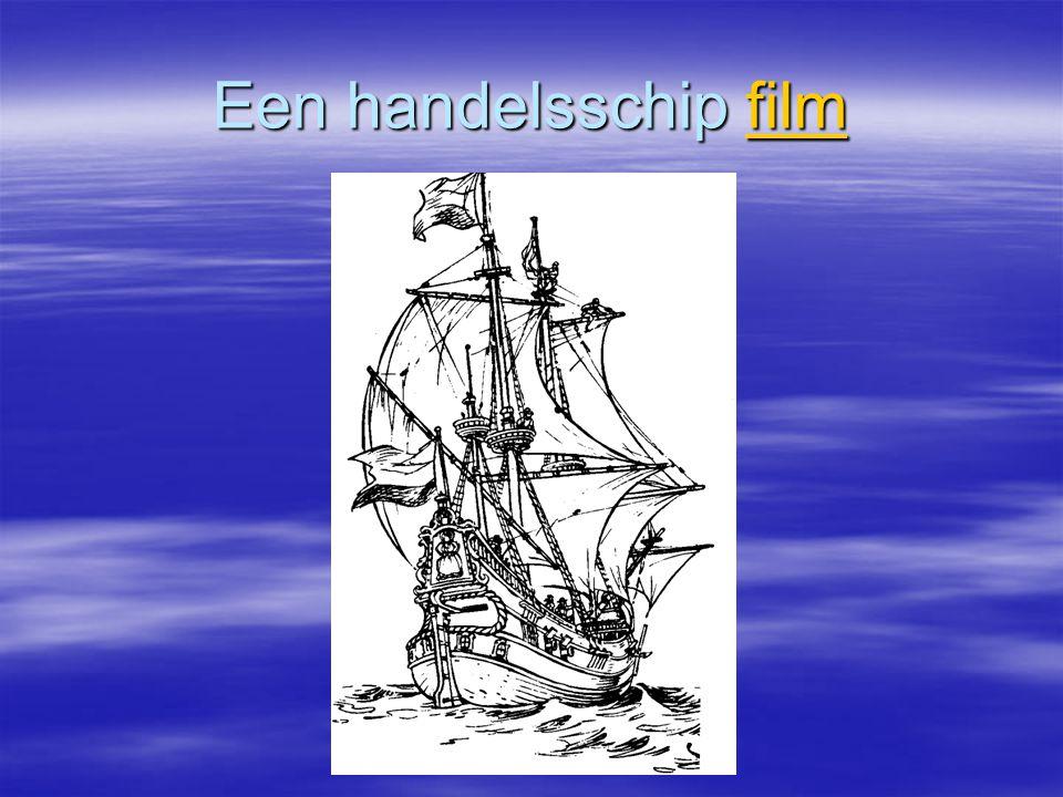 Een handelsschip film