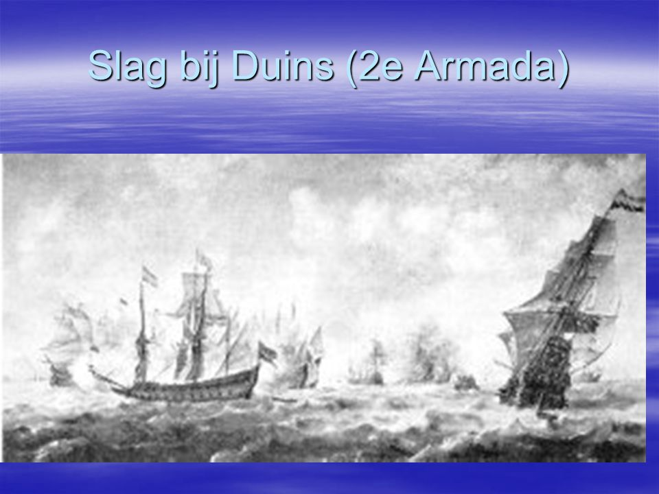 Slag bij Duins (2e Armada)