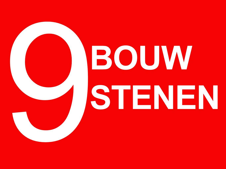 9 BOUW. STENEN.