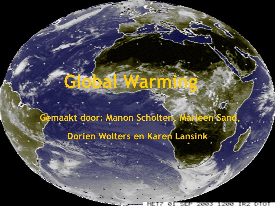 Global Warming Global Warming
