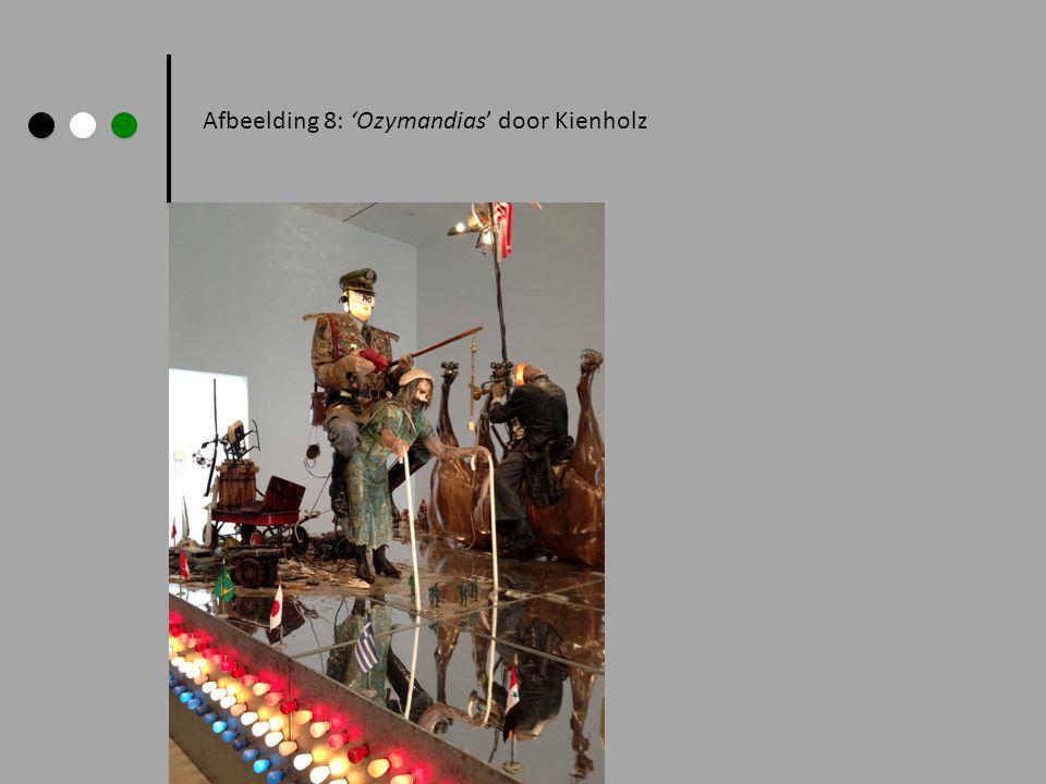 Afbeelding 8: 'Ozymandias' door Kienholz