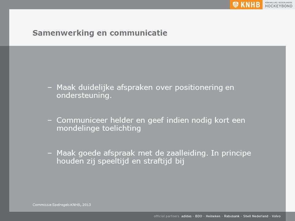 Samenwerking en communicatie
