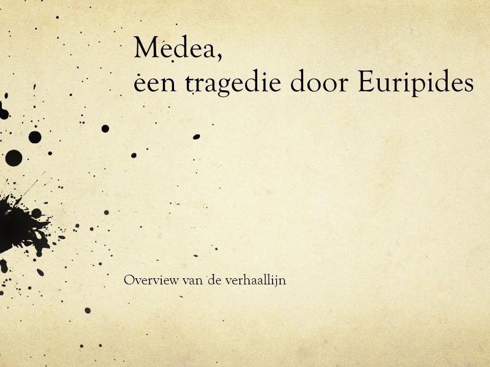 Medea, een tragedie door Euripides