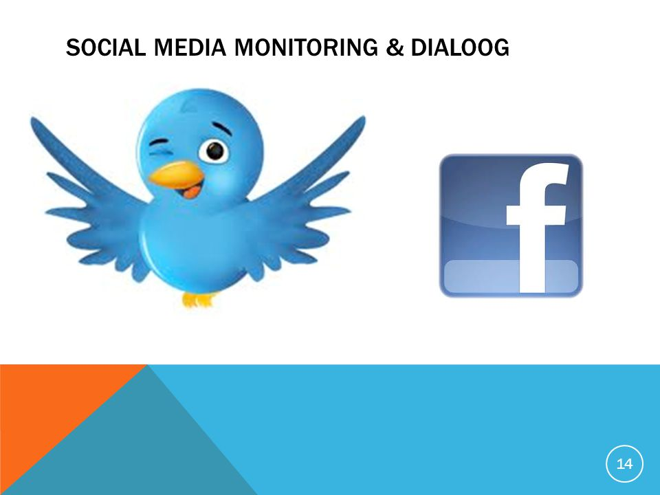 SOCIAL MEDIA MONITORING & dialoog
