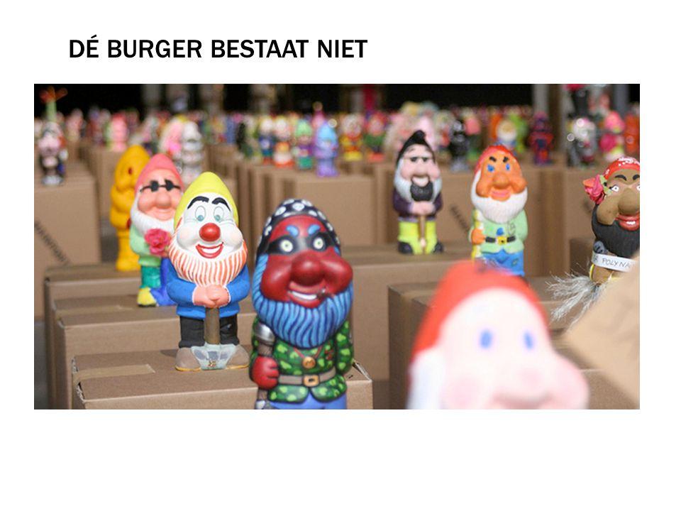 Dé burger bestaat niet Bart