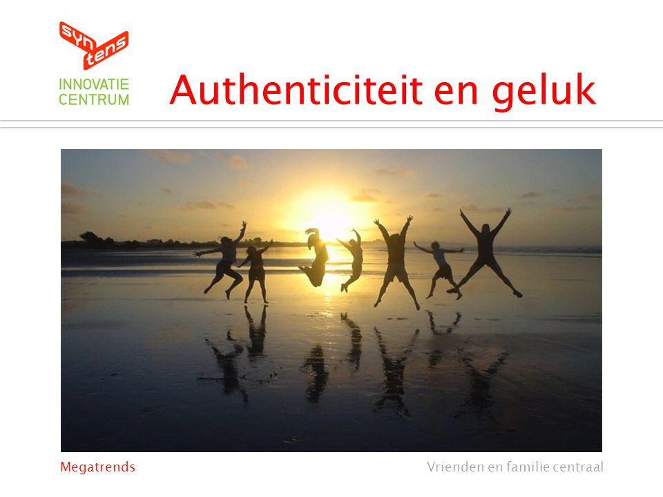 Authenticiteit en geluk