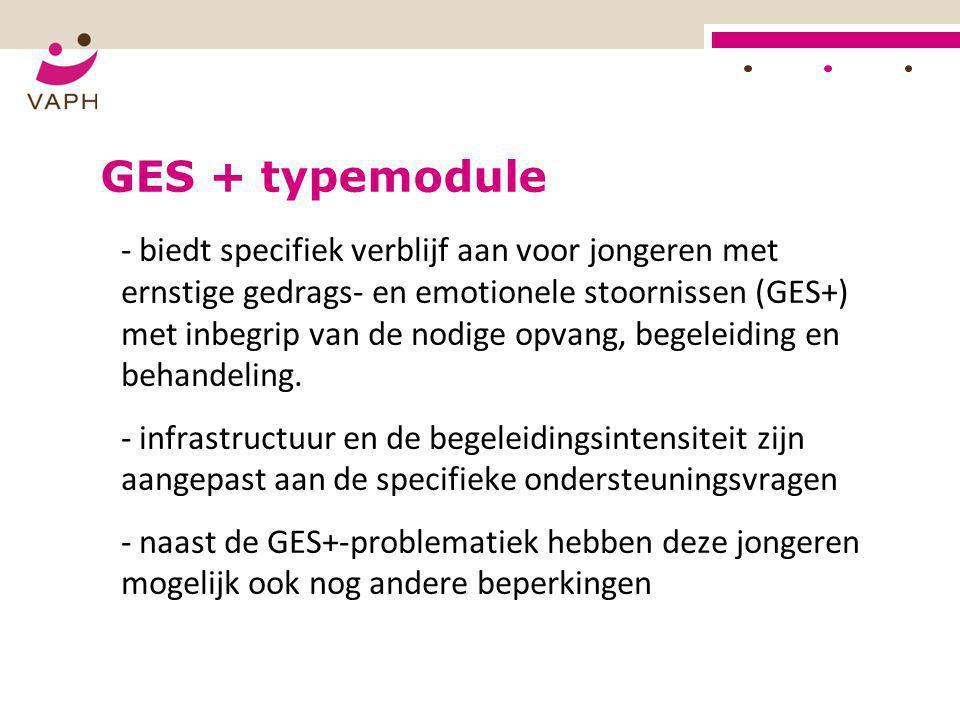 GES + typemodule